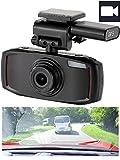 NavGear Super-HD-Dashcam MDV-3300.SHD, G-Sensor, Weitwinkel, GPS -
