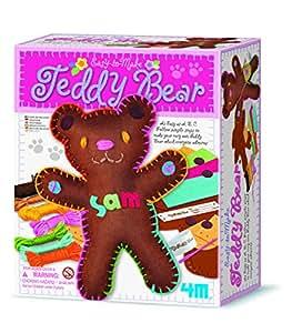 4M faciles à faire Teddy Bear
