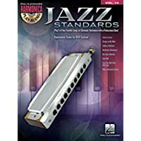 Jazz Standards: For C Chromatic Harmonica