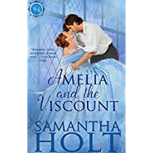 Amelia and the Viscount (Bluestocking Brides Book 1) (English Edition)