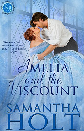Amelia and the Viscount (Bluestocking Brides Book 1)