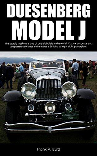 duesenberg-model-j-english-edition