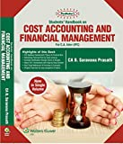 Padhuka's Student's Handbook on COST ACCOUNTING AND FINANCIAL MANAGEMENT for C.A. Inter (IPC).