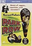 PARK ROW (Masters of Cinema) (DVD) [1952]