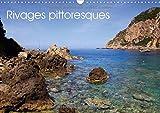 Rivages pittoresques (Calendrier mural 2017 DIN A3 horizontal): Découvrez les rivages pittoresques de la Grèce, de l'Espagne et du Portugal. (Calendrier mensuel, 14 Pages ) (Calvendo Places)