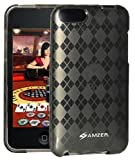 Best Amzer MP3 Players - Amzer Luxe Argyle Skin Gel Case Cover Review
