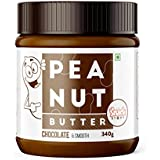 The Snack Story Chocolate Peanut Butter, Smooth 340g