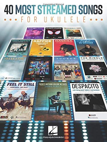40 Most Streamed Songs for Ukulele