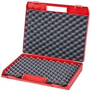 KNIPEX 00 21 15 LE Coffret à outils vide pour installateurs électriques