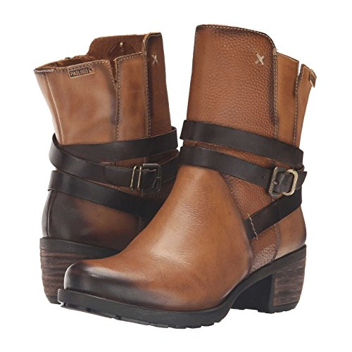 Pikolinos Womens Bootie Le Mans 838 8730 Leather Boots marrone medio