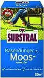 Substral  Rasendünger plus Moosvernichter f. 50 m - 2 kg