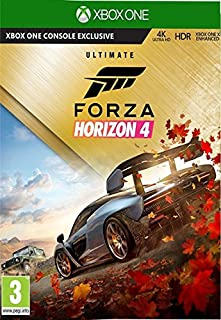 Forza Horizon 4 - Ultimate Edition | Xbox One/Win 10 PC - Code jeu à télécharger (B07DGKN4Q6) | Amazon Products
