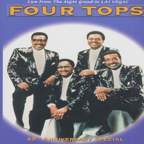 Four Tops - Live from the MGM Grand in Las Vegas - Tops-live Four