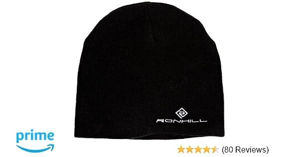 e6845aa3a4c Ronhill Unisex s Classic Beanie-Black