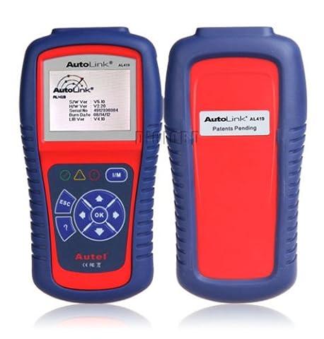 Autel AutoLink AL419 OBD II et CAN lecteur de code Auto Link AL-419 mise à jour en ligne
