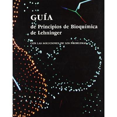 Guia De Principios Bioquimica Lehninger Pdf Kindle Raynerjon