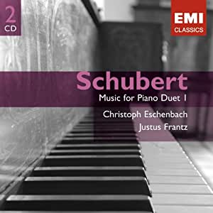 Schubert: Music For Piano Duet 1