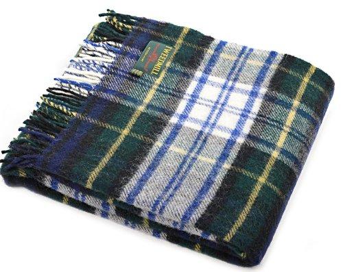 Kleid Gordon PICKNICK-/Reisedecke aus Wolle, Schottenmuster