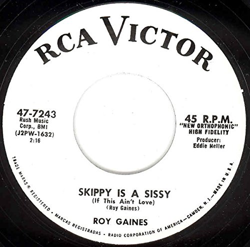 skippy-is-a-sissy-b-w-native-7inch-45rpm