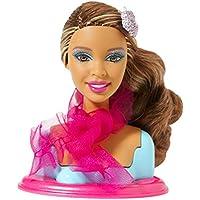 Barbie Fashionistas Swappin Styles - Artsy Swap Head