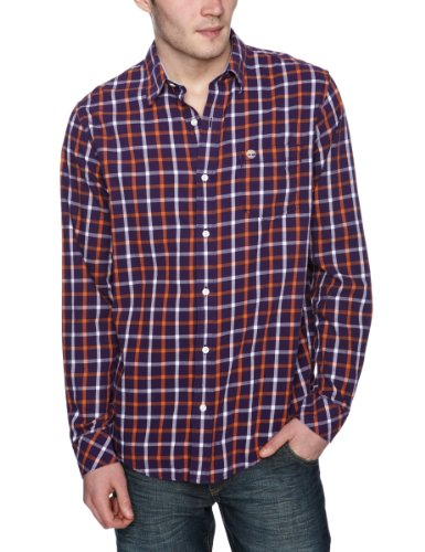 timberland-long-sleeve-claremont-plaid-mens-shirt-blackberry-cordial-large