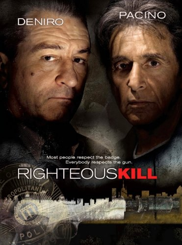Kurzer Prozess- Righteous Kill (Al Pacino-filme)