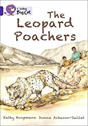 The Collins Big Cat - The Leopard Poachers: Sapphire/Band 16