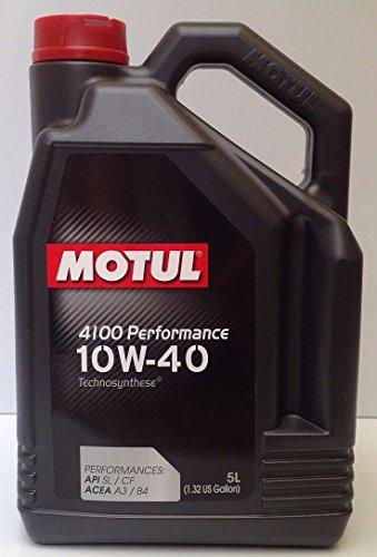 Motul 4100 PERFORMANCE 10W-40 5L