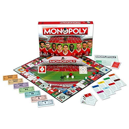 Winning Moves 032834 Brettspiel, rot -