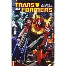 Transformers La Nueva Generacion 04 Pat (CÓMIC USA)