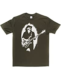 665afd400112 Lemmy T-Shirt Playing Live Lemmy Kilmister Vocalist Heavy Metal Rock  Superstar