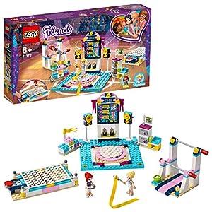 LEGO Friends L'EsibizionediGinnasticadiStephanie, Playset con 3 Accessori per Discipline Sportive con Mia Mini-doll, 41372 5702016369168 LEGO