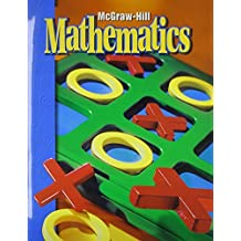 McGraw Hill Mathematics: Grade 1 by Gunnar Carlsson (2002-06-01)