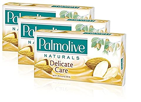 Palmolive Naturals Delicate Care Soap, 90g (9 Soaps)