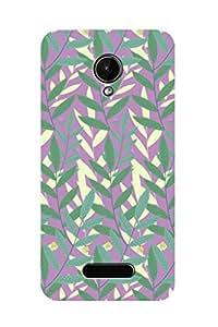 ZAPCASE PRINTED BACK COVER FOR MICROMAX BOLT Q332 Multicolor