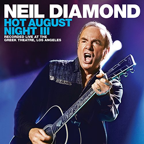 Hot August Night III - Cd Diamond Neil