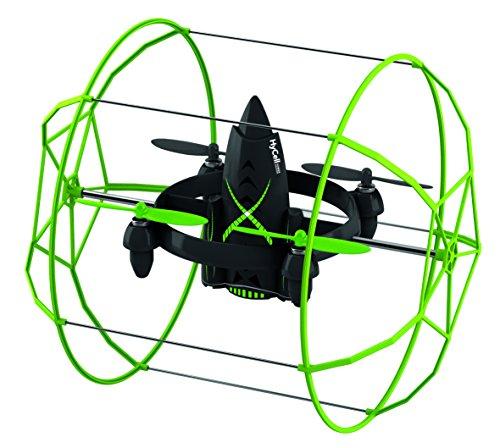 Produktbild HyCell RC-Quadcopter Rocket RTF - ferngesteuerte kleine Drone zum Fliegen,  Fahren & Klettern / 2.4 GHz / LiPo-Akku