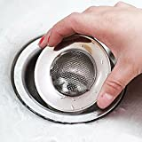 #10: BEST DEALS - 3 QTY Mix of Sink Drainer Meshes Wash Basin Drain Jali 1inch,2