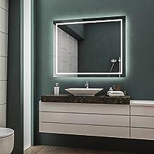 Badspiegel Mit Steckdose Und Beleuchtung suchergebnis auf amazon de für badspiegel mit steckdose und licht