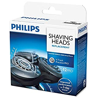 Philips RQ12/60 Têtes de rasage compatibles pour Series 9000, RQ10xx et RQ12xx (B00C2T4KBC) | Amazon price tracker / tracking, Amazon price history charts, Amazon price watches, Amazon price drop alerts