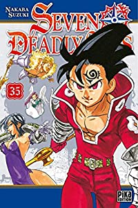 Seven Deadly Sins Edition simple Tome 35