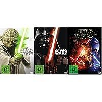 Star Wars Saga I-VI+VII (Teil 1+2+3+4+5+6+7) * DVD Set