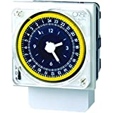 Orbis Alpha D 230 V interruptor horario analógico universal, OB270023
