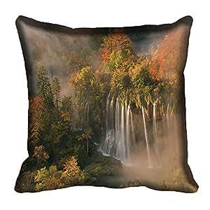 meSleep Nature 50-071 Digitally Printed Cushion Cover (16x16)