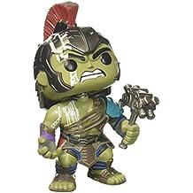 Funko - Figurine Marvel Thor Ragnarock - Hulk Gladiador Marvel Thor Ragnarock - Hulk Gladiador Pop 10cm - 0889698137737