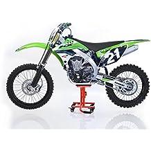 ConStands Caballete Moto Cross Lift Mover naranja Yamaha YZ 85/ 125/ 250/ 450/ F