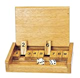 Goki - 2041492 - Jeu De Dés - Shut The Box