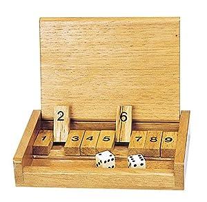 Goki- Juegos de acción y reflejosJuegos de mesaGOKICierra la Caja, (1)