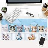 Best Tapis de souris Tapis De Souris Design Graphique Ordinateurs - Tzsysb Tapis de souris fille cœur fille série Review