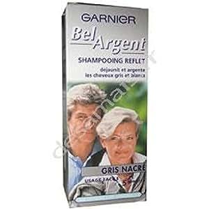 SHAMPOOING BEL ARGENT GRIS NACRE
